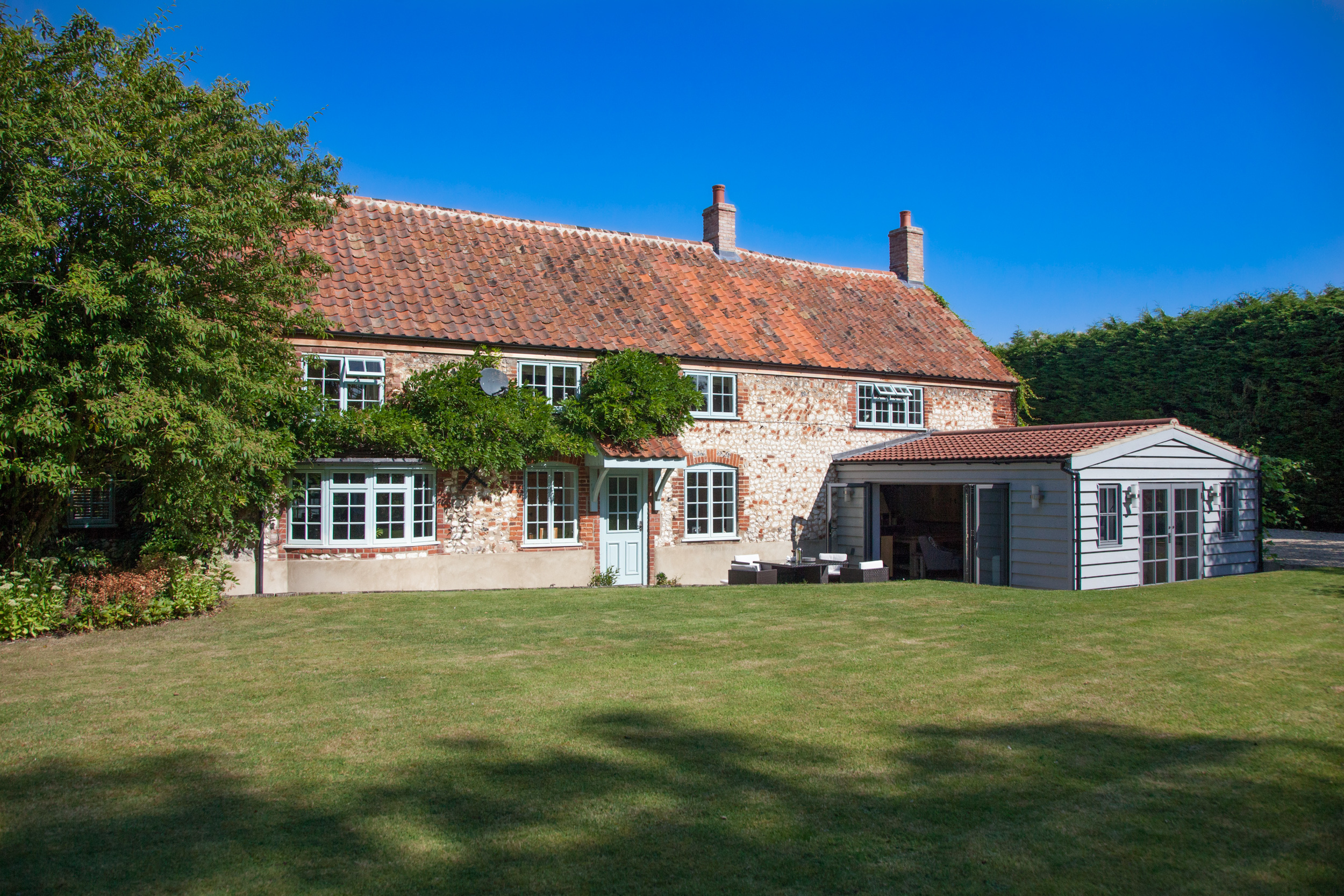 Holiday cottage in Norfolk photography